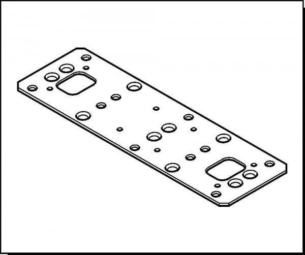 Montageplatte TSA 160
