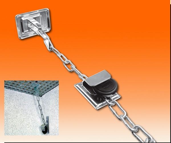 Gitterrost-Sicherung GS 40
