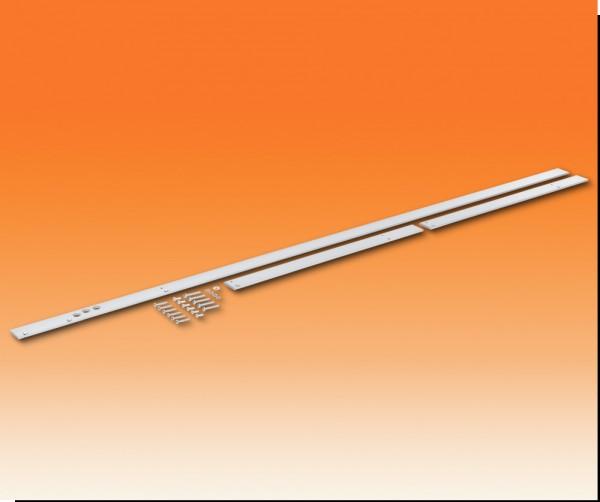 Montageplatte ISM-Gleitschiene BG