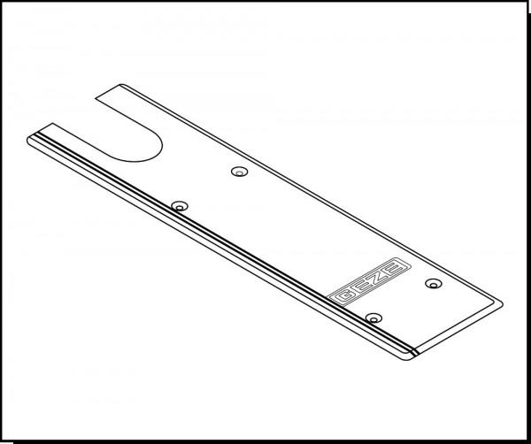 Deckplatte BTS 550