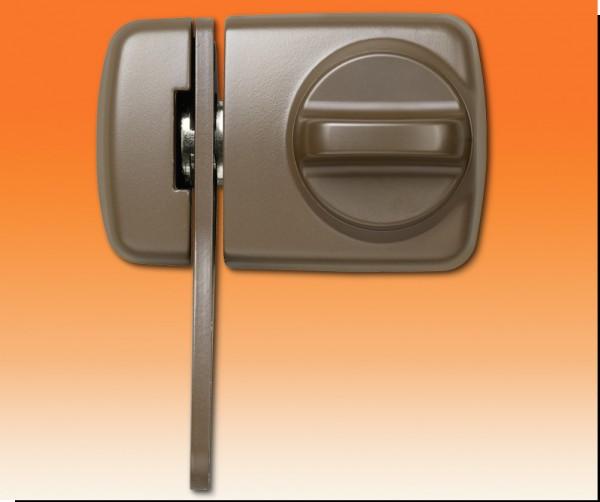 Tür-Zusatzschloss 7530