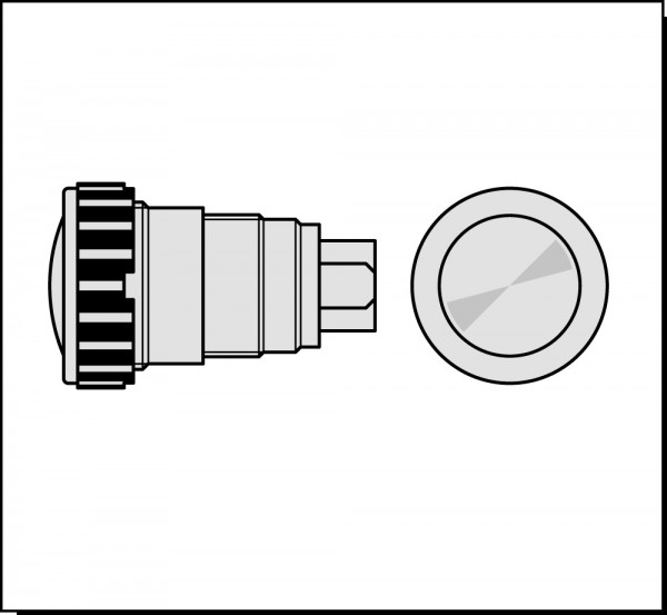 Klingelknopf RSA (lose)