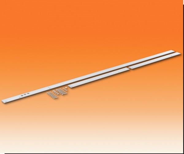 Montageplatte ISM-Gleitschiene